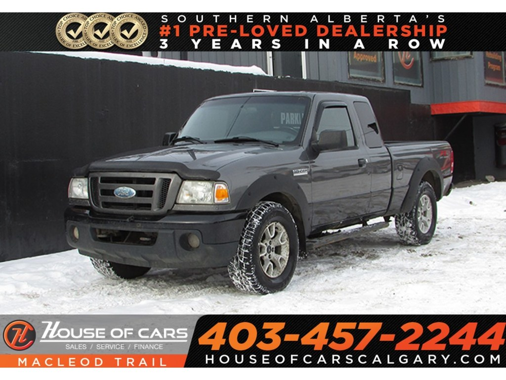 Pre-Owned 2008 Ford Ranger XLT/ Mechanics Special AWD