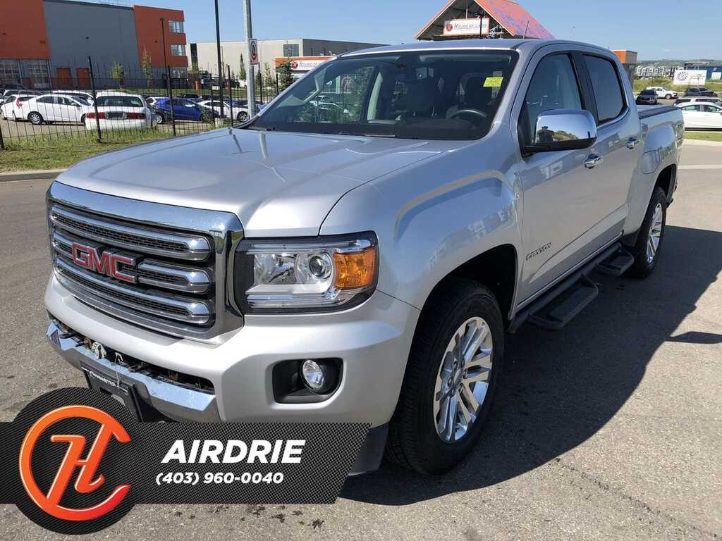 Pre-Owned 2016 GMC Canyon SLT