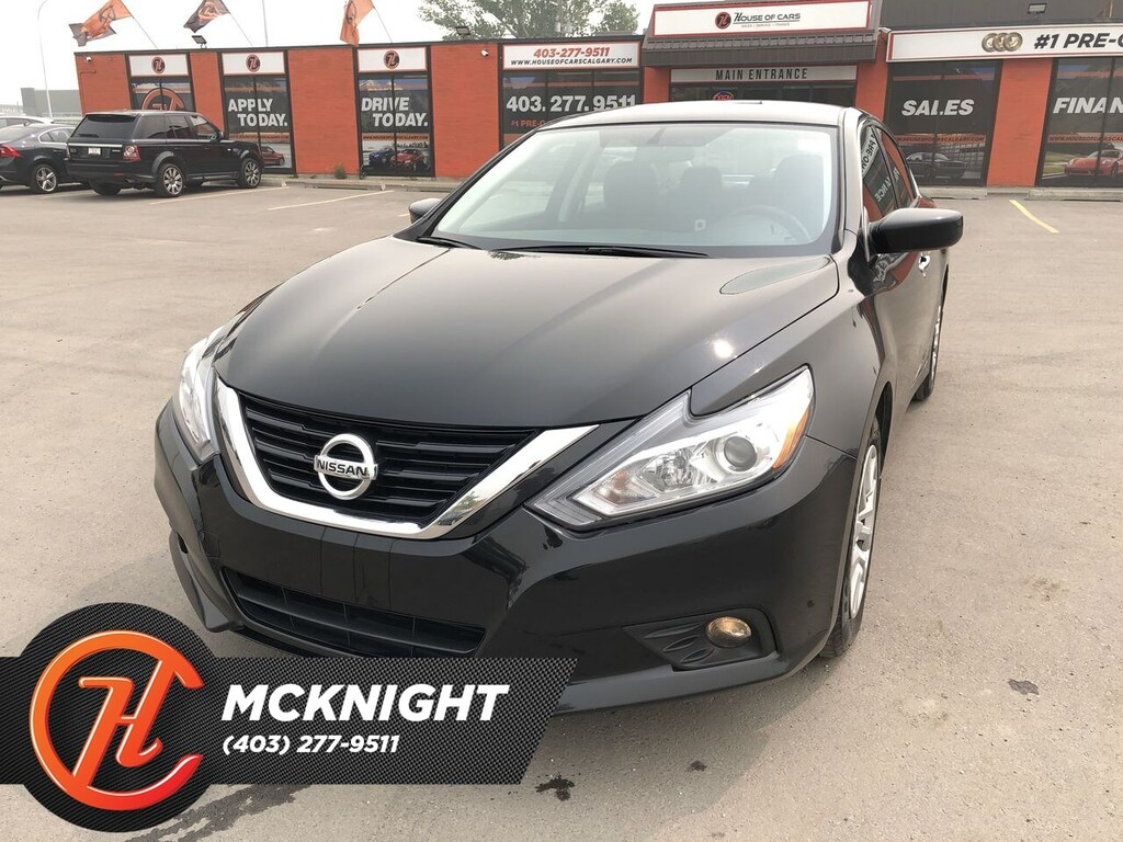 Pre-Owned 2018 Nissan Altima 2.5 SV / Back up cam / Heated seats