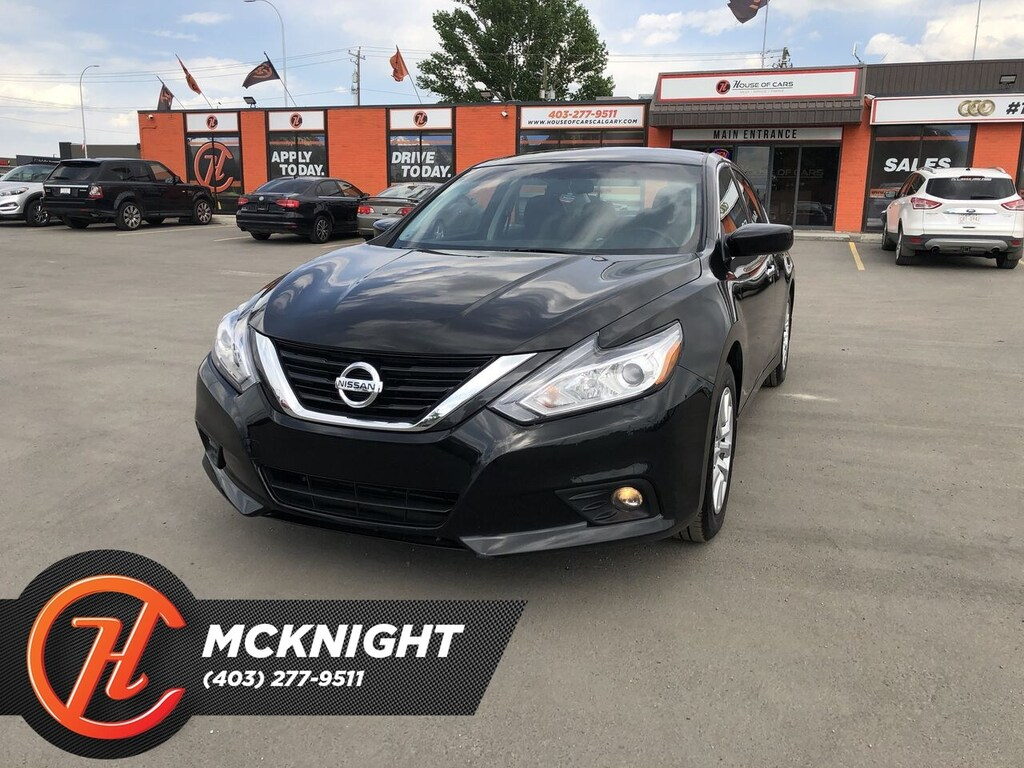 Pre-Owned 2018 Nissan Altima 2.5 S / Back up cam / Heated seats