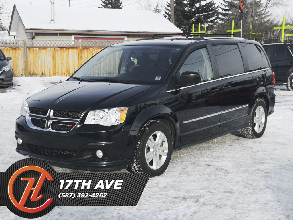 Pre-Owned 2016 Dodge Grand Caravan Grand Caravan