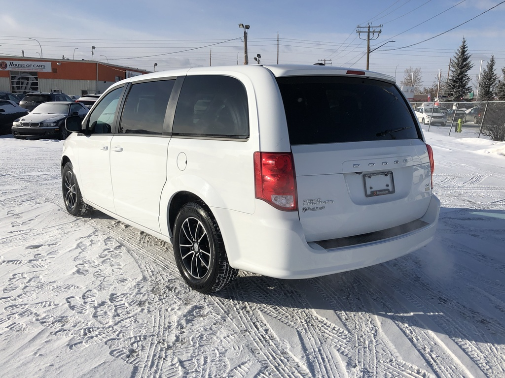 Pre-Owned 2019 Dodge Grand Caravan GT 2WD / Back up Camera / Heated leather Seats