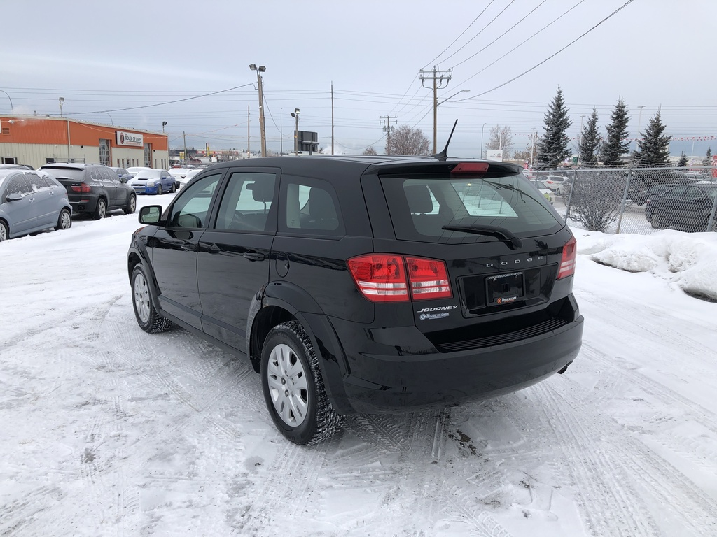 Pre-Owned 2016 Dodge Journey FWD 4dr Canada Value Pkg