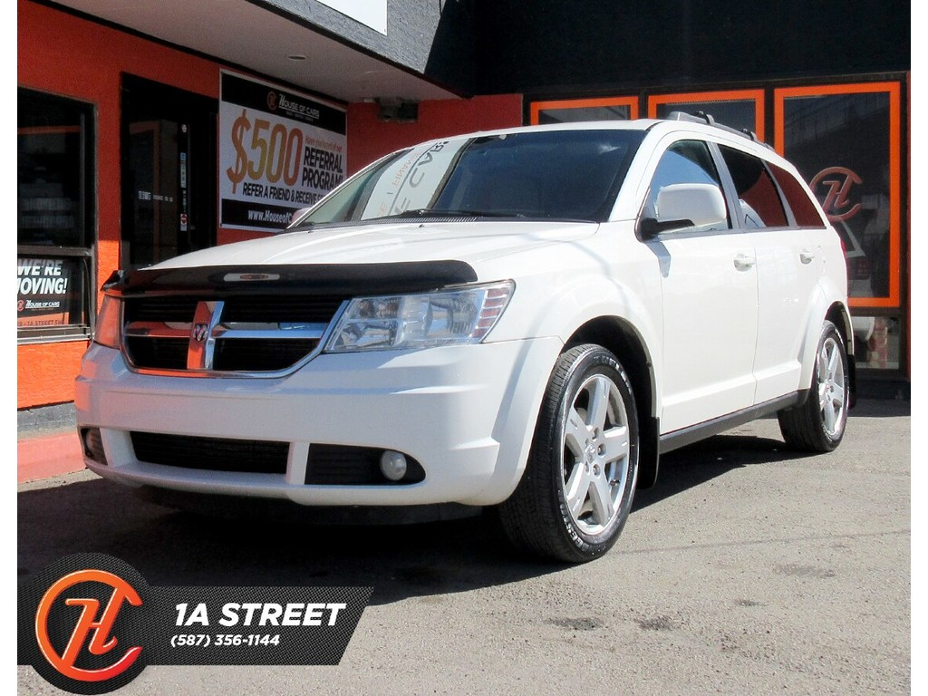 Pre-Owned 2010 Dodge Journey SXT/HEATED SEATS/AUX/MORE
