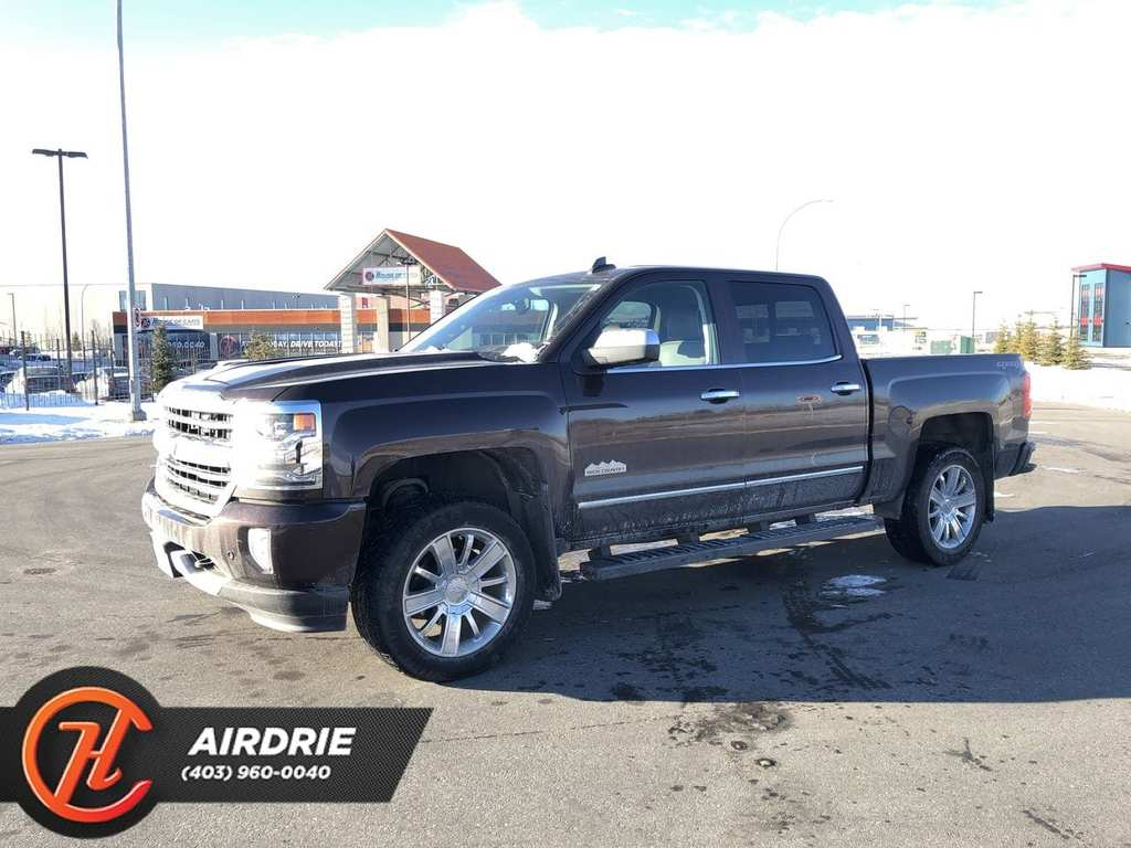 Pre Owned 2016 Chevrolet Silverado 1500 Ltz High Country