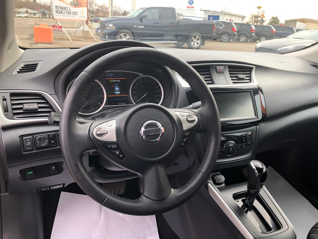 Pre-Owned 2019 Nissan Sentra 1.8 SV