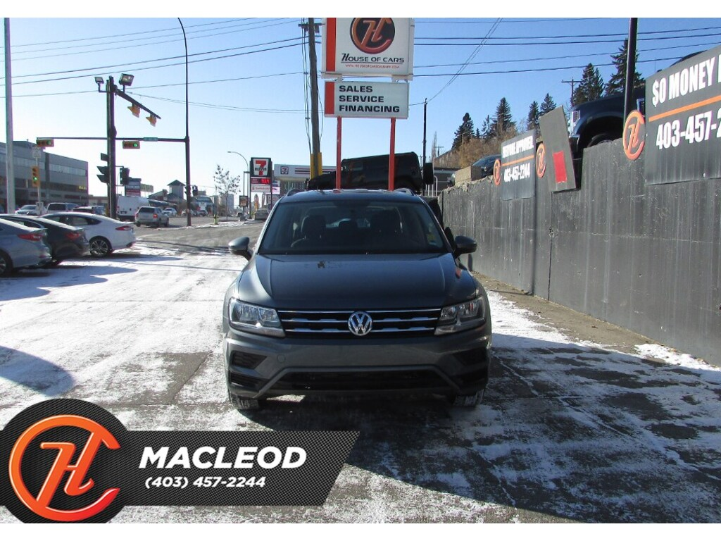 Pre-Owned 2019 Volkswagen Tiguan Trendline,Back up cam,bluetooth,AWD
