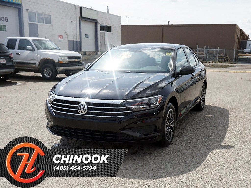 Pre-Owned 2019 Volkswagen Jetta Highline Blueooth,Heated Seats,Backup Camera