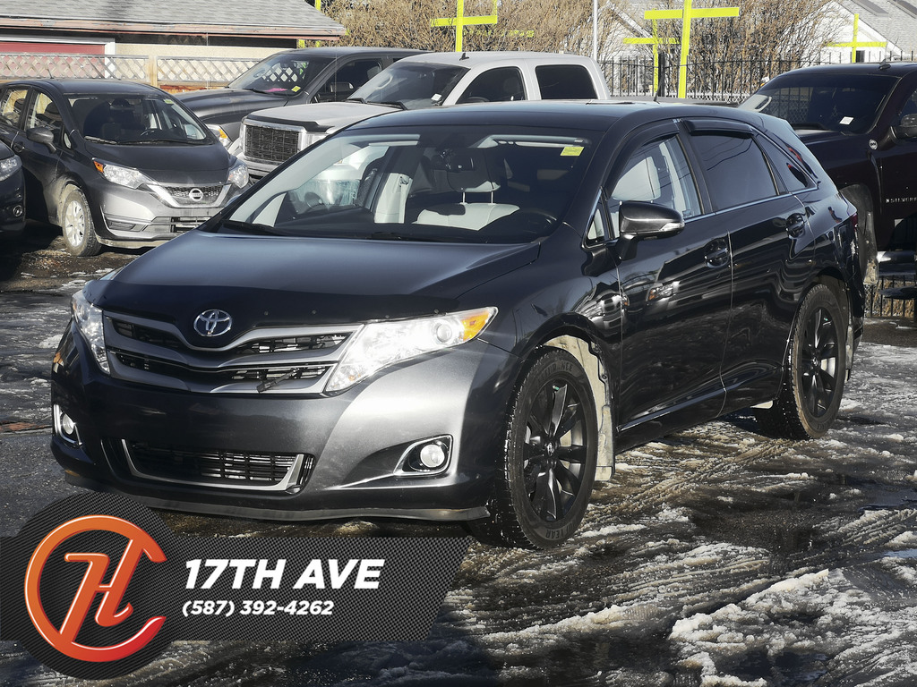 Pre-Owned 2013 Toyota Venza 4dr Wgn