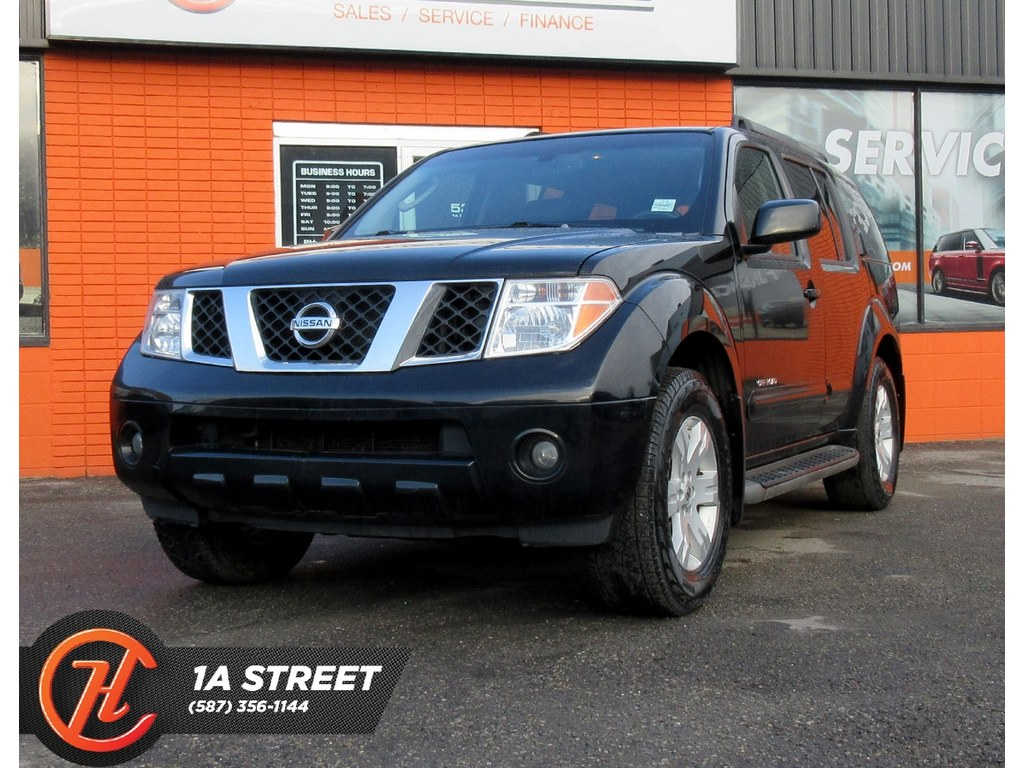 Pre-Owned 2007 Nissan Pathfinder S/BOSE SPEAKERS/HEATED SEATS/SUNROOF