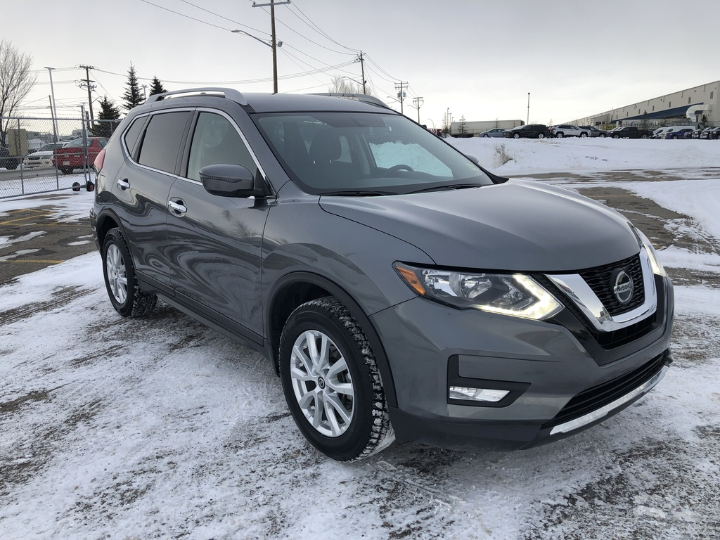 Pre-Owned 2018 Nissan Rogue AWD SV / Heated seats / Back up cam