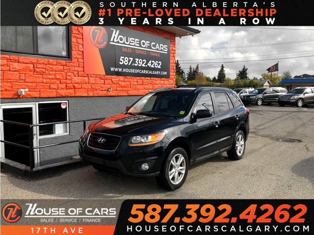 Pre-Owned 2010 Hyundai Santa Fe GL 3.5 Sport / Heated seats / Sunroof