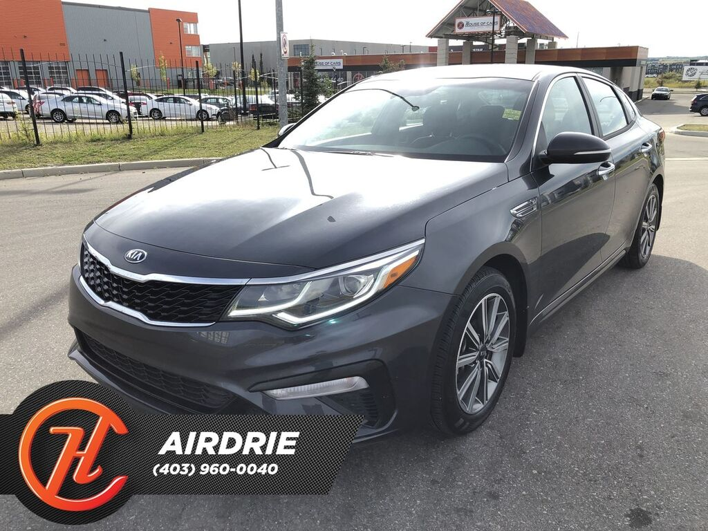 Pre-Owned 2019 Kia Optima LX+