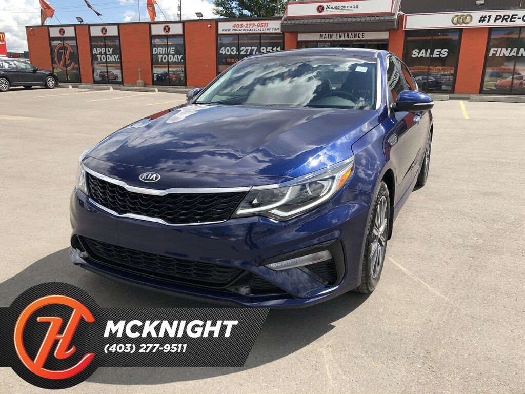 Pre-Owned 2019 Kia Optima LX / Back up cam / Heated seats