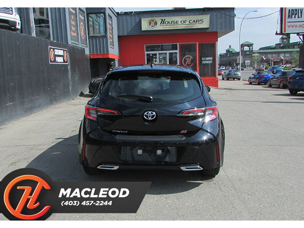 Pre-Owned 2019 Toyota Corolla SE,Bluetooth,Heated Seats,Backup Camera FWD