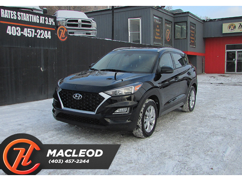 Pre-Owned 2019 Hyundai Tucson Preferred AWD