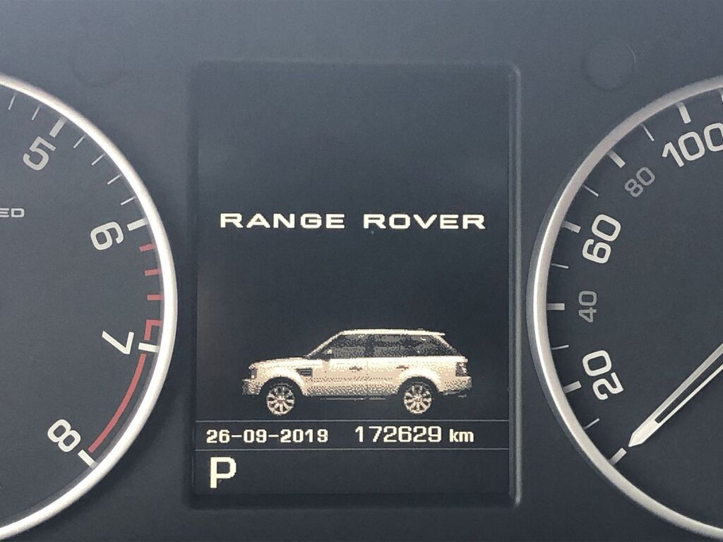Pre-Owned 2013 Land Rover Range Rover Sport Leather / Sunroof / Cam / Navi