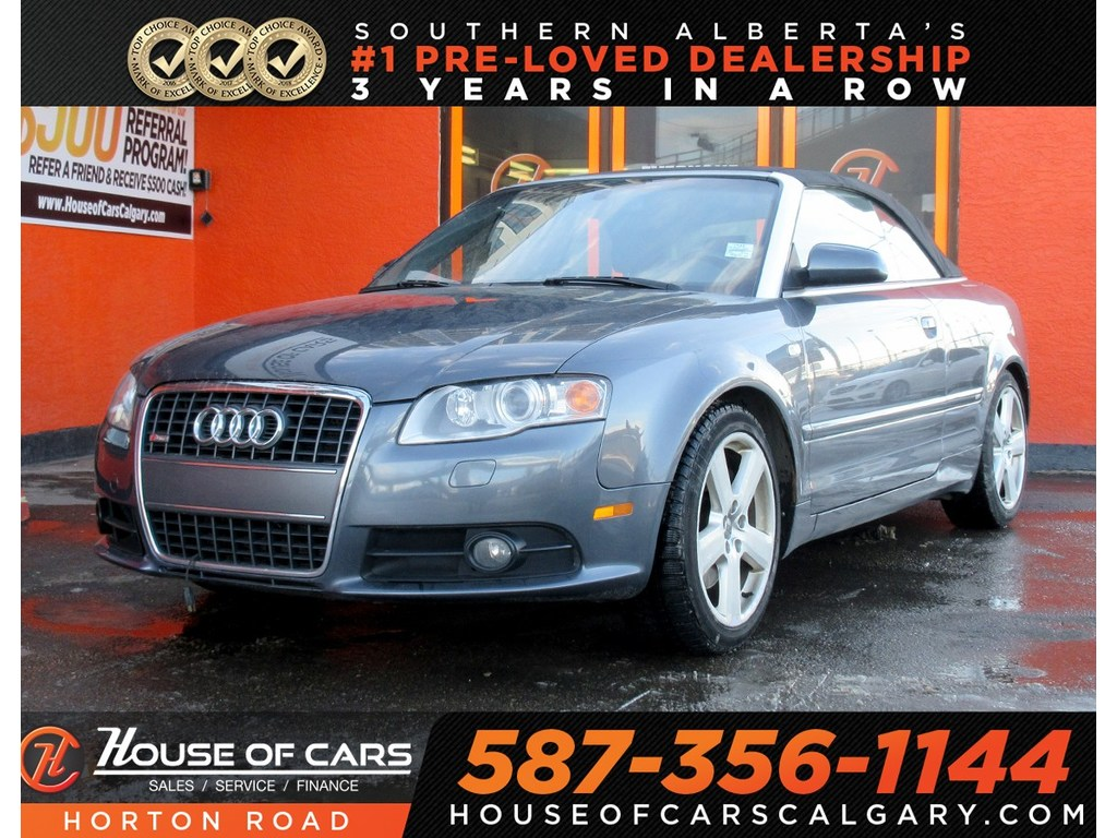 Pre-Owned 2007 Audi A4 3.2 (A6)