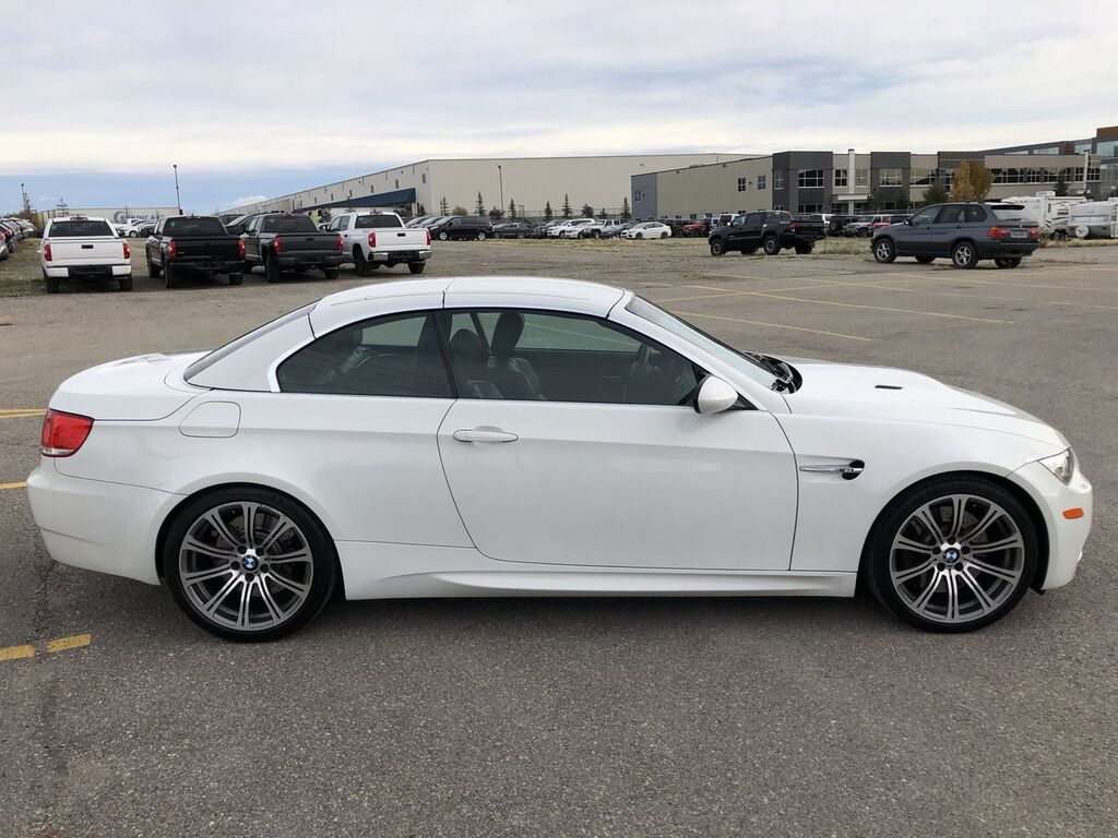 Pre-Owned 2008 BMW M3 Leather / Heated seats