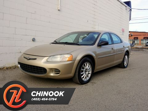 Pre-Owned 2001 Chrysler Sebring 4dr Sdn LX