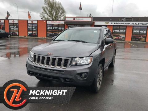 Pre-Owned 2017 Jeep Compass Sport/North