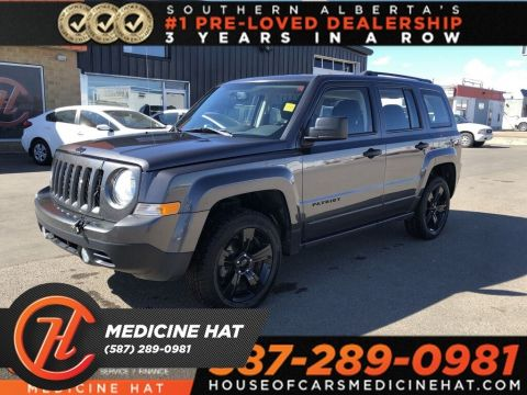 Pre-Owned 2015 Jeep Patriot Sport/North
