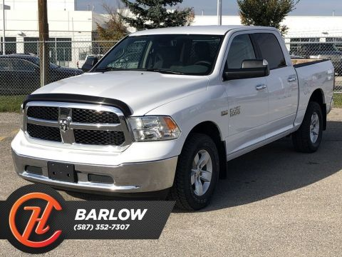 Pre-Owned 2016 Ram 1500 SLT / Bluetooth / Cruise