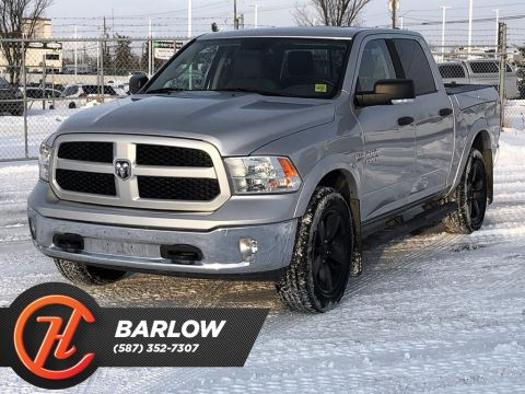 Pre-Owned 2015 Ram 1500 4WD Crew Cab 140.5 Outdoorsman