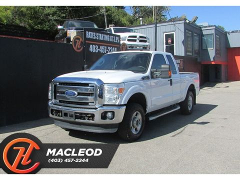 Pre-Owned 2012 Ford F-250 XLT