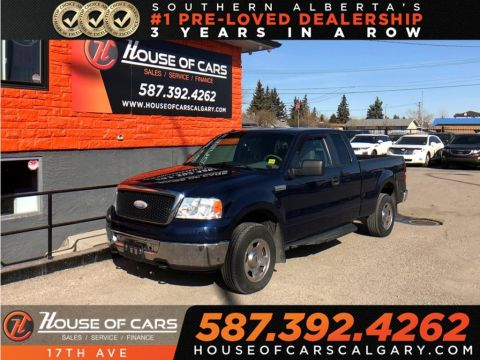 Pre-Owned 2008 Ford F-150 XLT / AUX
