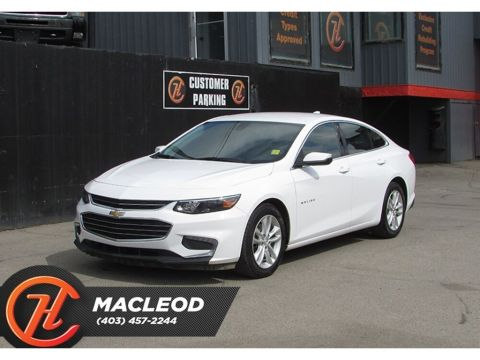 Pre-Owned 2018 Chevrolet Malibu LT,Bluetooth,Backup Camera FWD Sedan
