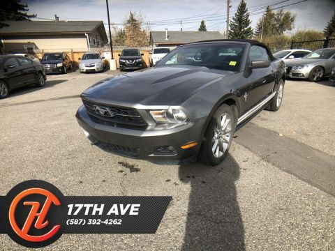 Pre-Owned 2010 Ford Mustang V6 / Cruise Control / Hands Free