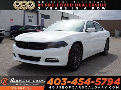 Pre-Owned 2018 Dodge Charger GT w/ Navigation,Bluetooth,Heated Seats