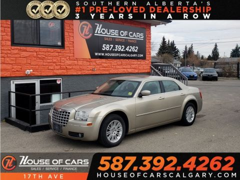 Pre-Owned 2008 Chrysler 300 Touring RWD Sedan / LOW KILOMETERS