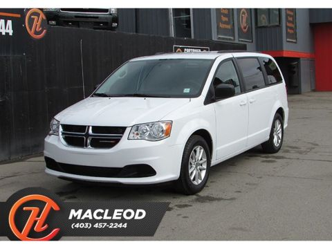Pre-Owned 2017 Dodge Grand Caravan CVP/SXT,very low mileage
