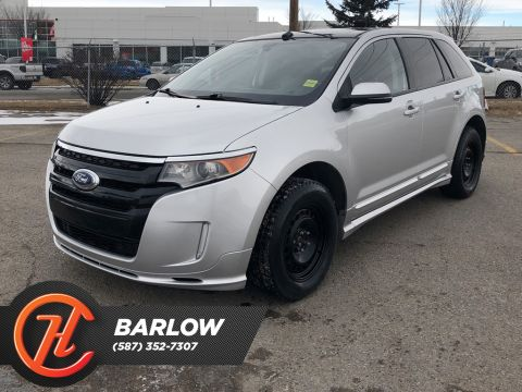 Pre-Owned 2013 Ford Edge AWD / Navi /Back up Camera/ Sunroof