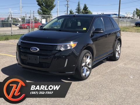 Pre-Owned 2014 Ford Edge Sport / Navi / Back up Camera / Sunroof