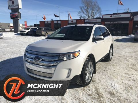 Pre-Owned 2013 Ford Edge Leather / Back Up Cam / Bluetooth
