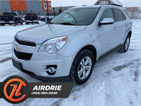 Pre-Owned 2013 Chevrolet Equinox AWD 4dr LT w-1LT