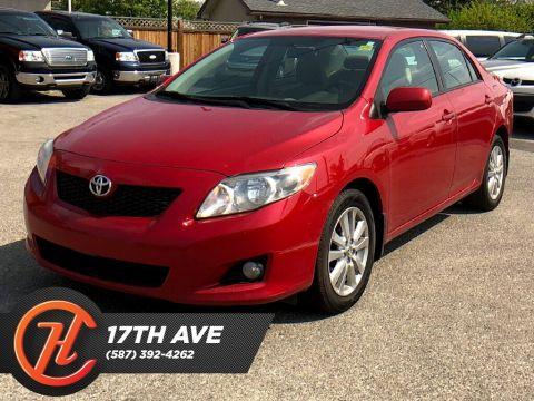 Pre-Owned 2009 Toyota Corolla LE / Cruise / AUX