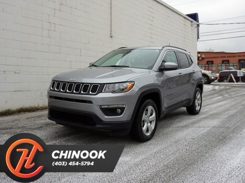 Pre-Owned 2018 Jeep Compass North w/ Heated Seats,Bluetooth,Backup Cam