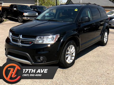 Pre-Owned 2014 Dodge Journey SXT / Bluetooth / Cruise