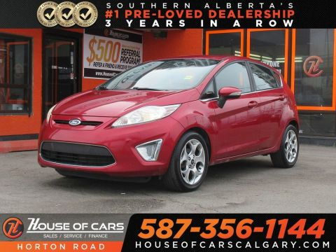 Pre-Owned 2011 Ford Fiesta SES/ Back Up Camera/ Bluetooth