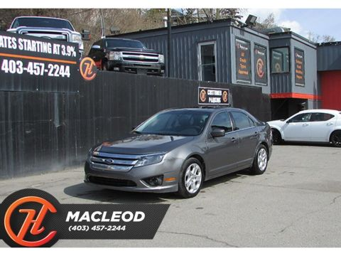 Pre-Owned 2010 Ford Fusion SE 2.5L I4