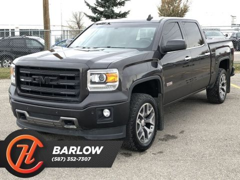Pre-Owned 2015 GMC Sierra 1500 SLT / Leather / Heated seats / Back up cam