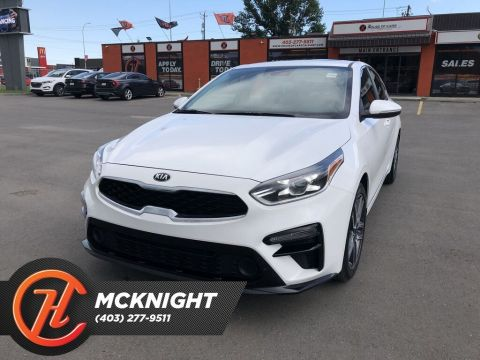 Pre-Owned 2019 Kia Forte EX / Sunroof / Back up cam