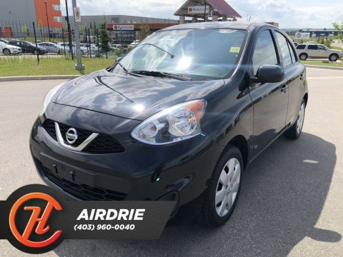 Pre-Owned 2017 Nissan Micra S
