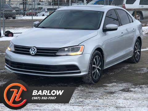 Pre-Owned 2016 Volkswagen Jetta Sedan 4dr 1.4 TSI Auto Comfortline -Ltd Avail-