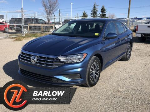 Pre-Owned 2019 Volkswagen Jetta Highline / Heated Leather Seats / Back up Camera