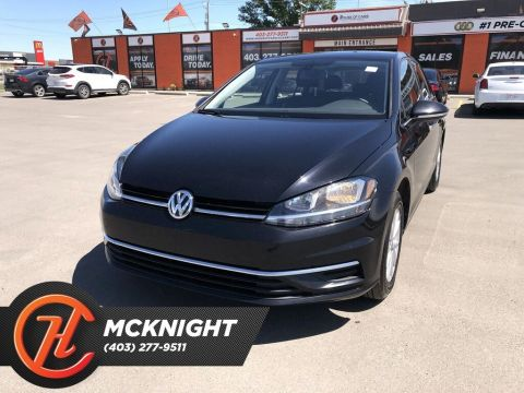 Pre-Owned 2018 Volkswagen Golf 1.8 TSI / Back up cam